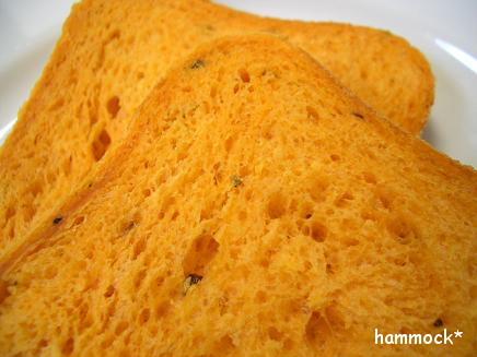 ポモドーロ・オリーブ食パン