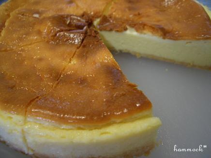 ベイクドチーズ(サワークリーム)