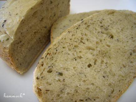 鉄分強化パン