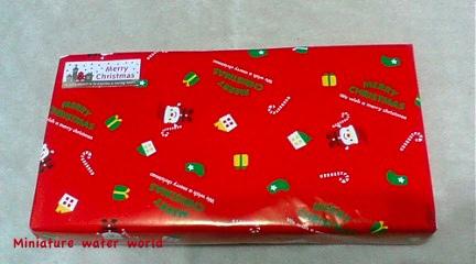 2008 クリスマスプレゼント