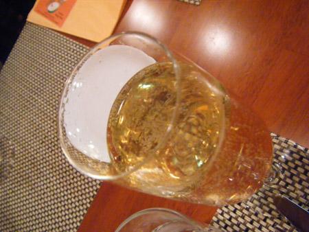 オステリアマンジャベーネ発泡酒