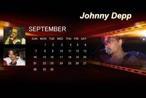 9月用カレンダー2