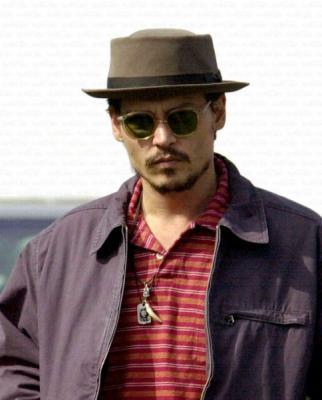 ジョニー明るい色