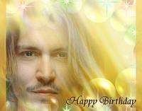 誕生日用ジョニー