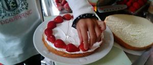 ケーキ作り6