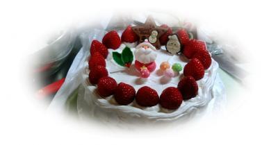 ケーキ作り9.3