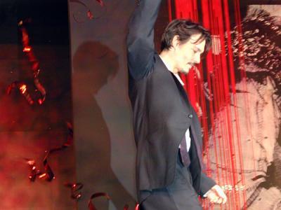 ジョニージャパンプレミア舞台挨拶3