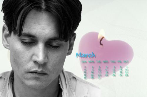 カレンダー20093月