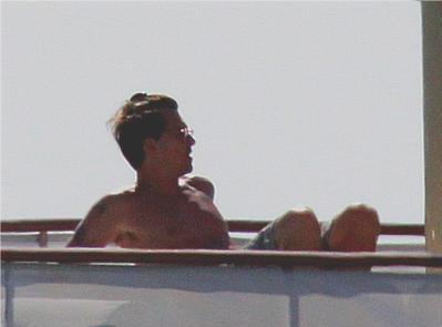 ジョニー船上2