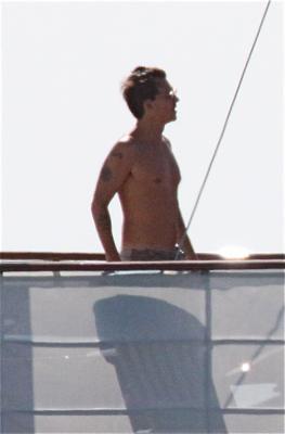 ジョニー船上4