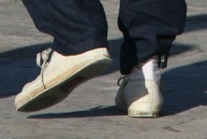 ジョニーの靴4