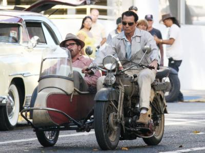 バイクジョニー