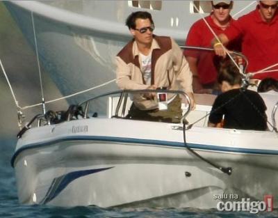 ボートのジョニー