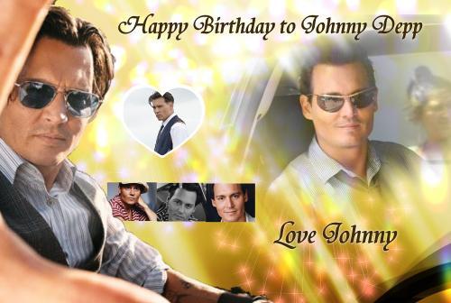 誕生日用ジョニー2009年用2