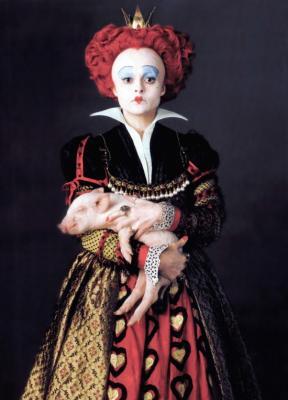 アリス赤の女王