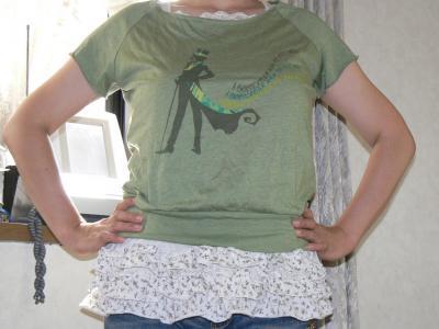 ウォンカさんTシャツ