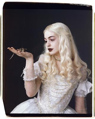 不思議の国のアリス白の女王
