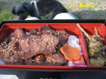 牛タン弁当とあんこ
