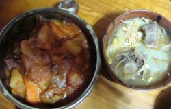 韓国料理です。