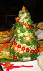 Salad ツリー♪