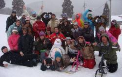 冬のM★J 集合写真