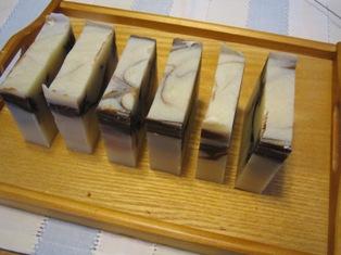 soap cut