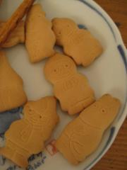 ムーミンクッキー