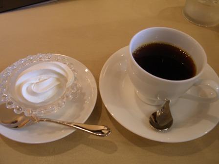 デザートコーヒー
