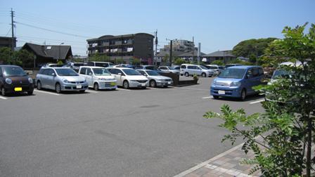 フルフル駐車場