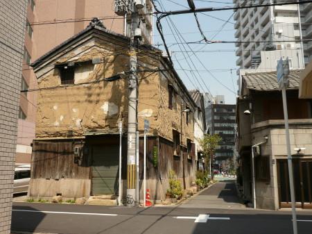 町歩き in 「大阪市北区の菅原地...