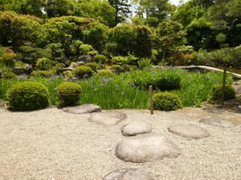 法華寺庭園04