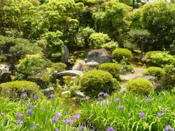 法華寺庭園05