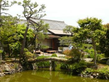 法華寺庭園02