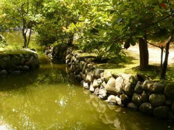 法華寺庭園09