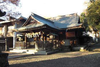 高城神社10