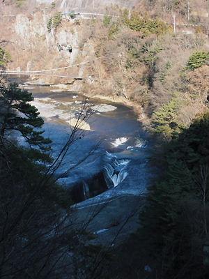 第二観瀑台