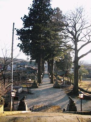 霞岡温泉神社 (7)