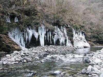 三十槌の氷柱 (3)