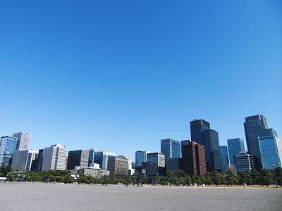 坂下門あたりから (2)