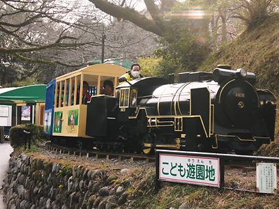 箱根登山鉄道?
