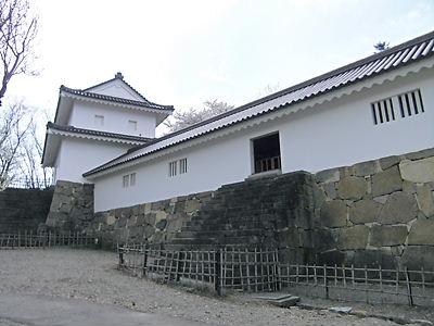 会津若松城 (干飯櫓)