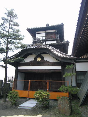 会津若松城(御三階) (2)