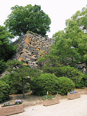 岡山城 (2)