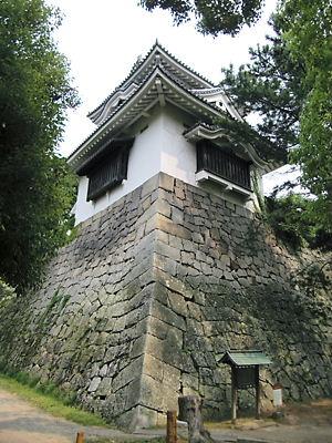岡山城月見櫓 (2)