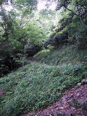 米子登山道