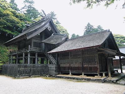 神魂神社 (2)