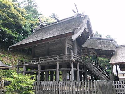 神魂神社 (3)