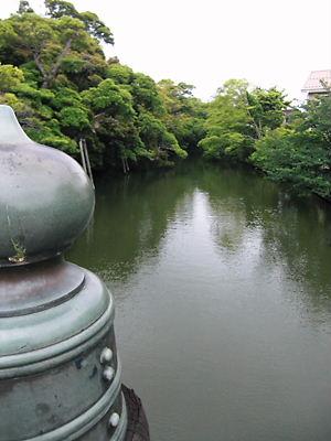 松江城内堀 (3)