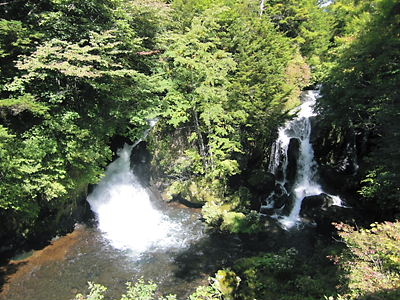 竜頭の滝 (2)