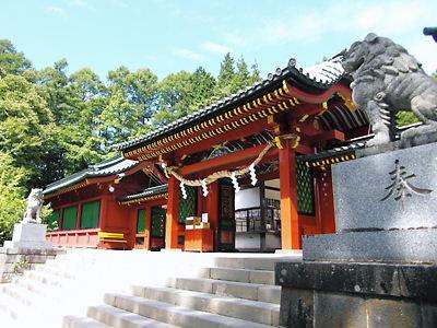 二荒山神社中宮